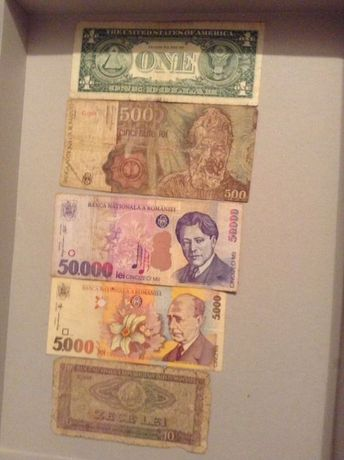 bancnote vechi