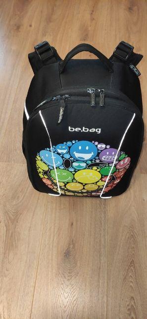 Ghiozdan Ergonomic, Be.Bag Airgo Smiley World - Herlitz