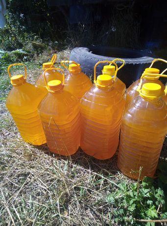 Күнбағыс балы, подсолнуховый мёд