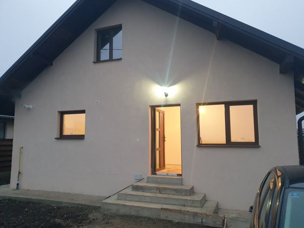 Casa Valea Ursul Vorovesti 62mp utili 485mp teren racord la utilitati