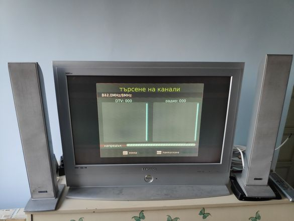 LCD TV Samsung LW32A23WX