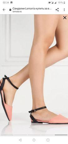 Летние сандалии от Lamania