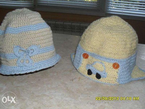 Детски шапчици