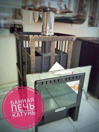 Банная печь Катунь