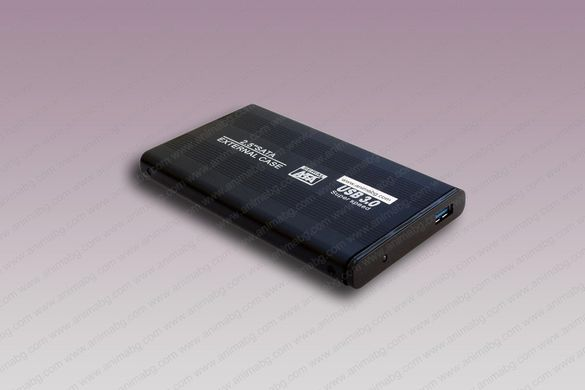 ANIMABG Кутия за HDD(преносим хард диск) USB 3.0