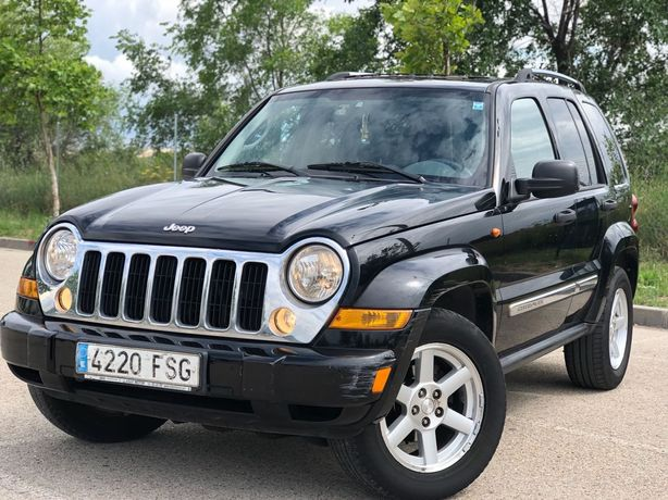 Vând/Schimb Jeep Cherokee Liberty