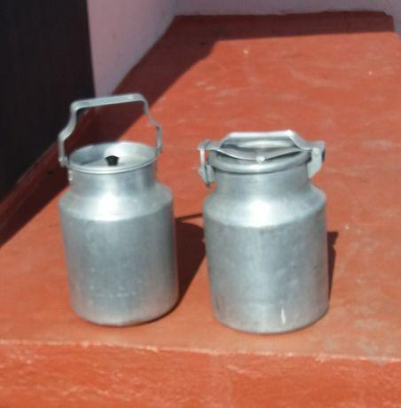Бидон алюминиевый