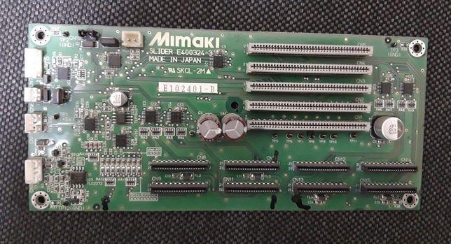 Плата слайдера Mimaki JV3, JV22/JV3 SP Slider PCB Assy for RoHS