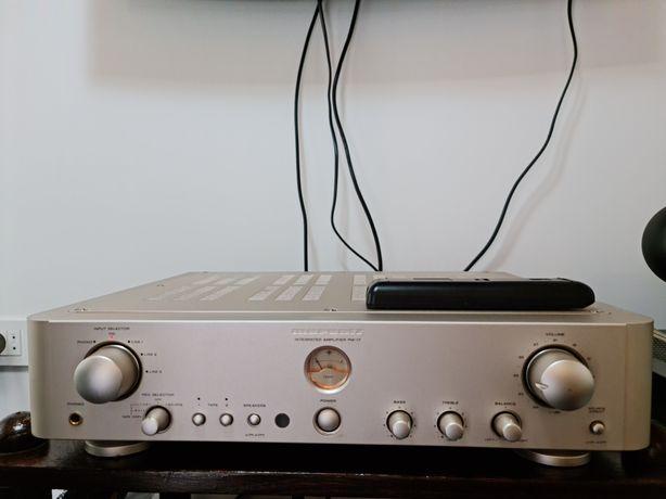 Amplificator Marantz PM-17,Telecomanda,Made In Japan,Impecabil