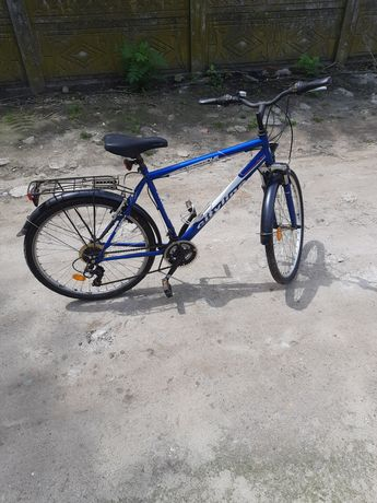 Bicicleta 26, DHS city man