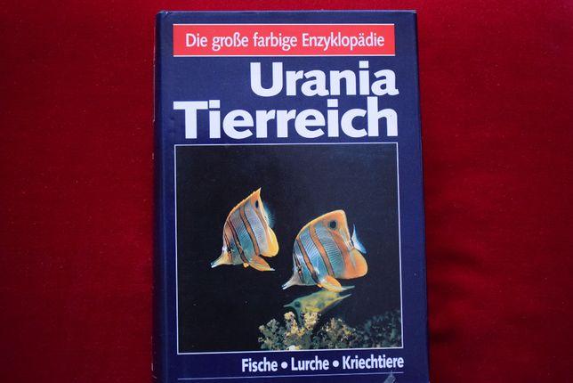 Urania Tierreich Fische Lurche Kriechtiere (pesti, amfibieni, reptile