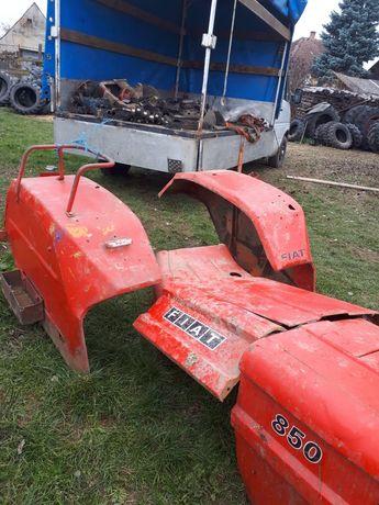 Capotaj ,aripi si frontala tractor Fiat 850