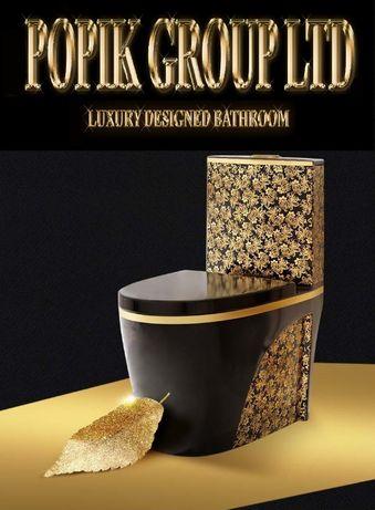 Розкішний дизайнерський моноблок для квіткової ванни POPIK GROUP LTD