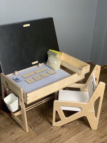 Световой стол и стульчик