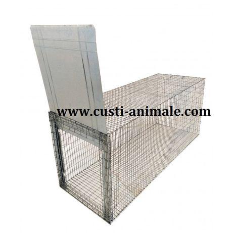 Capcana animale mare ecologica, 140x50x60 cm