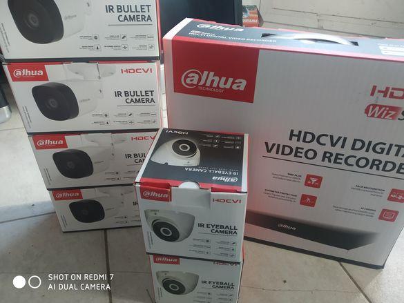 Камери, dvr система за видеонаблюдение