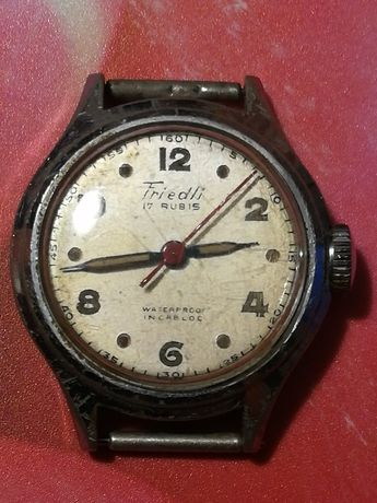 Friedli 17 Rubis Incablock