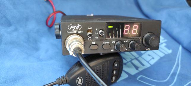 Statie radio CB PNI HP8000 10w