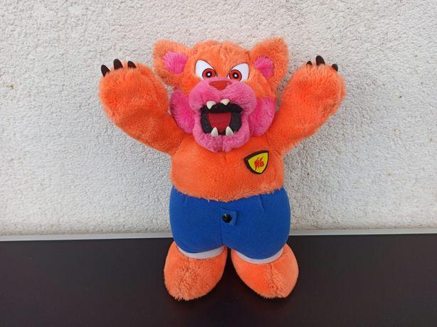 Jucărie pluș urs Growler 2 fețe vintage Were Bears original colecție