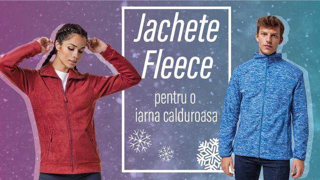 Jachete polar unisex dama copii