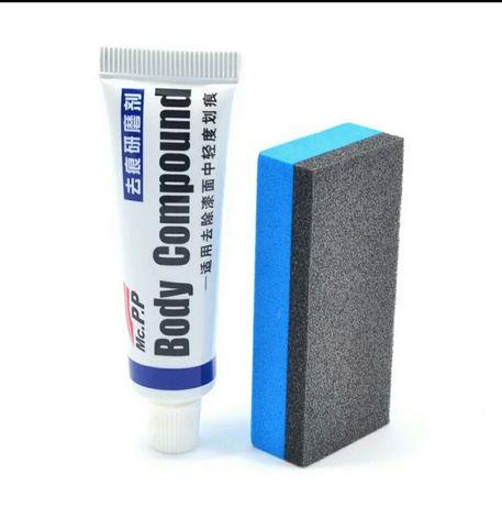 Паста за полиране на фарове и драскотини Body Compound