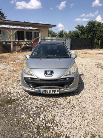 Peugeot 207 sw / ПЕЖО 207 комби 1.6 120к.с. На ЧАСТИ