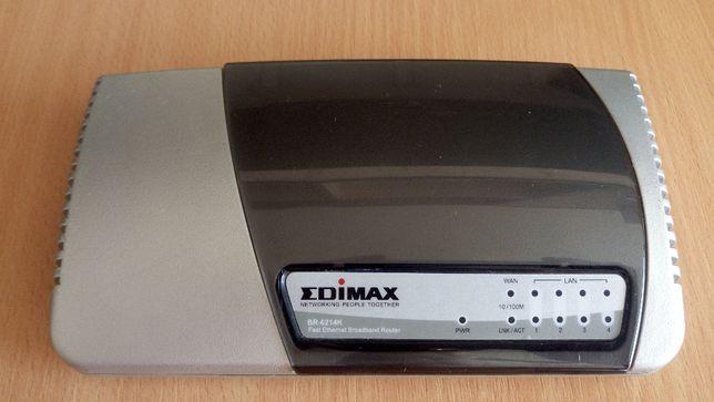 Router EDIMAX BR-6214K