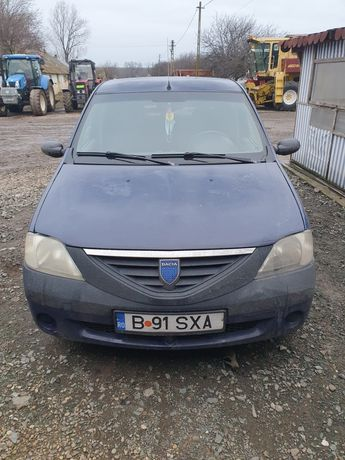 Vând Dacia Logan 1.5DCI