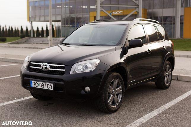 Toyota RAV4 primul proprietar .merita văzută .SCHIMBAT DISTRIBUȚIE