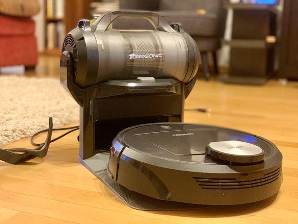 Deebot Ecovacs R96 aspirator mop WiFi app (irobot Roomba) xiaomi