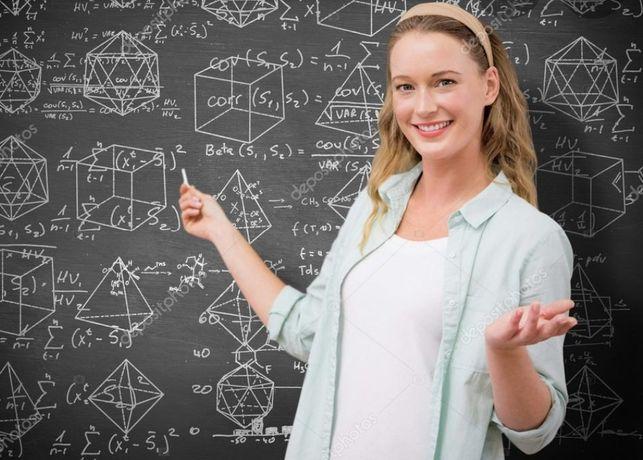 Репетитор по математике (на казахском языке)