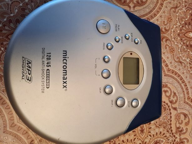 CD player portabil MM2649