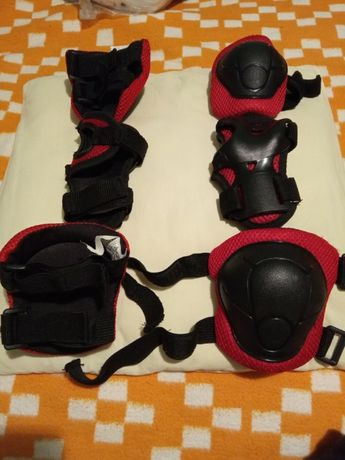 Протектори за колена, лакти и китки до 25 кг