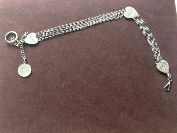 Продавам сребърен кюстек за часовник или носия