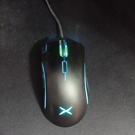 Игровая мышка delux m625