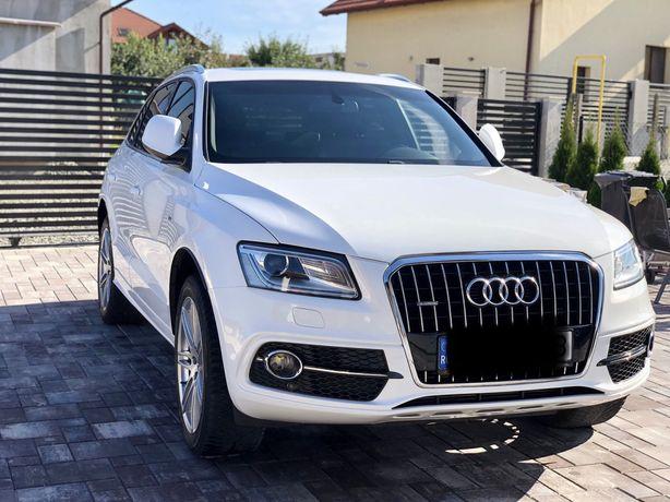 Audi Q 5 S-line Plus