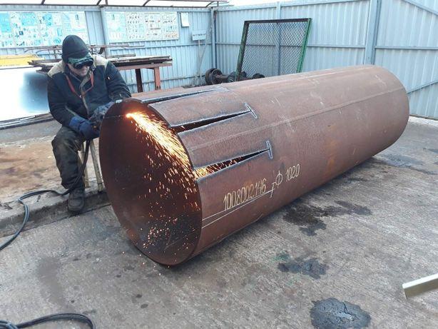 Монтаж котла отопления.Услуга сварщика ремонт труб:Установка батареи.