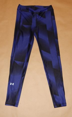 Leggins fitness Under Armour, made in USA, purtati o singura data, S