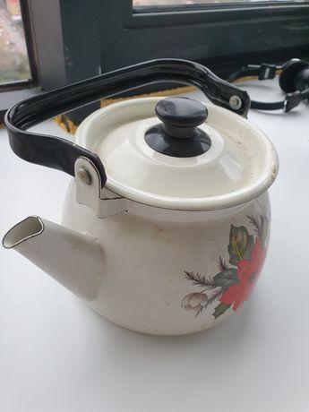 Чайник в хорошем состоянии
