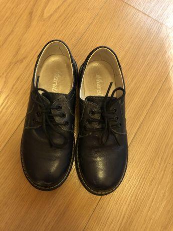 Pantofi de piele Marelbo  (scoala fete) marimea 33