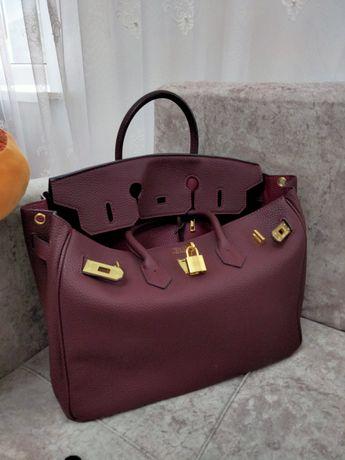 Hermes' сумки. Кожа.