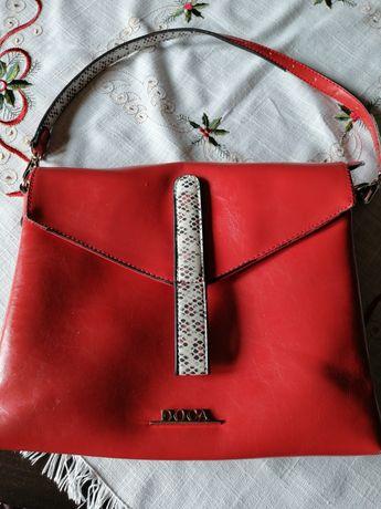 Продавам червена чанта. На doca