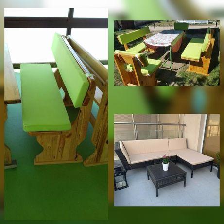 Възглавници за градински мебели по поръчка