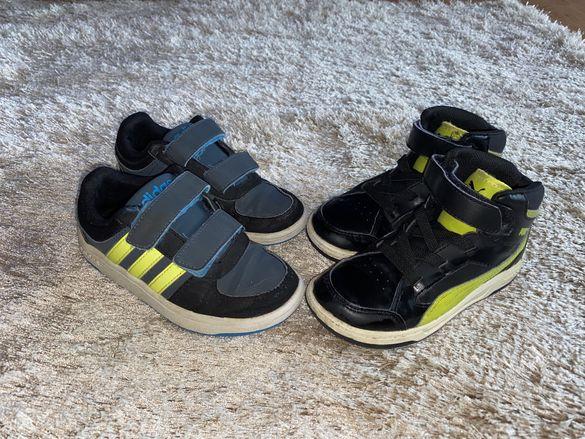 Детски маратонки Adidas и Puma