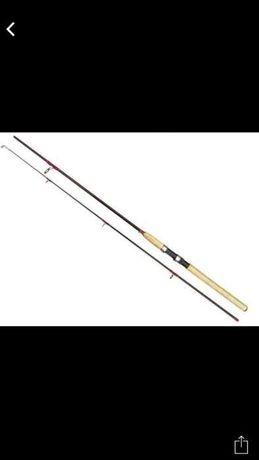 Lanseta fibra de carbon Baracuda Vampire 2102 2,10 metri - Actiune: A