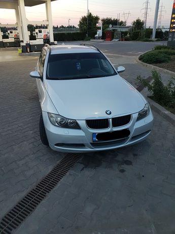 Vand BMW e91 2006 M47