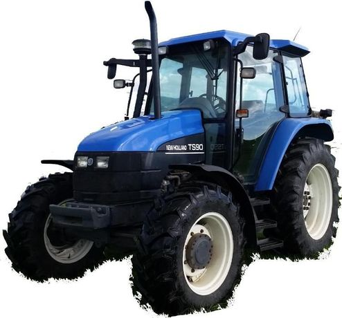 New Holland / Ford TS90, TS100, TS110 manual reparatii service tractor