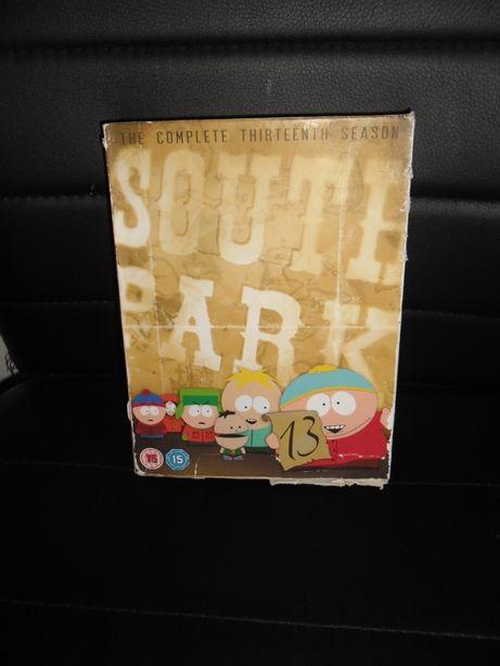Dvd Southpark Sezon 13