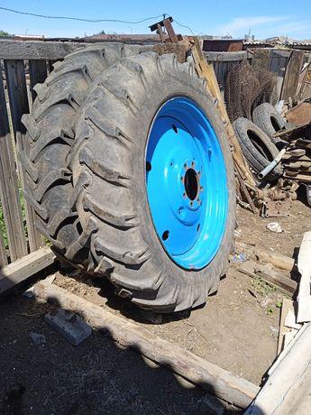 Шины и диски на трактор