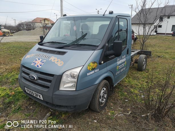 Ford transit 2,4 an 2009